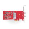 Placa TV TBS 6903 PCI Express Dual Tuner DVB-S/S2 Profissional