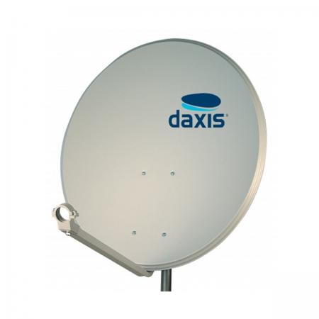 Antena Parabólica Fixa 80cm Ferro Daxis