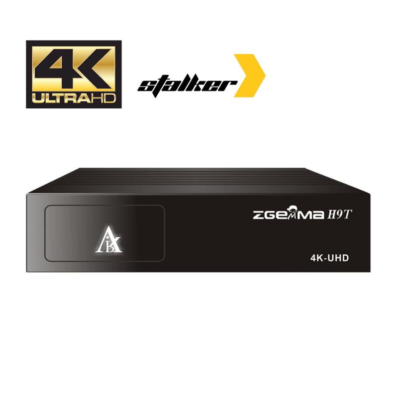 Zgemma H9 DVB T2/C 4K
