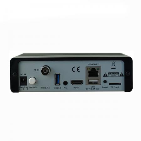 Zgemma DVB T2/C 4K