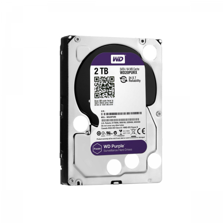 "DISCO DURO 3.5"" 2TB SATA3 WD 64MB DESKTOP PURPLE"