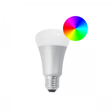 Lâmpada Inteligente RGB Amiko Home