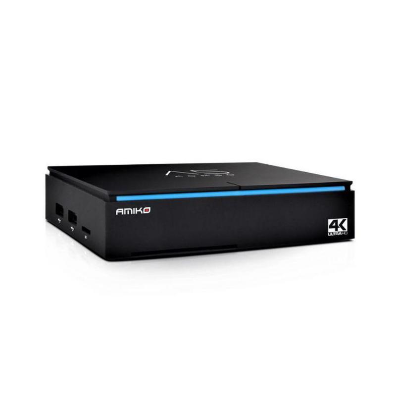 AMIKO A5 COMBO DVB-S/C/T2  4K