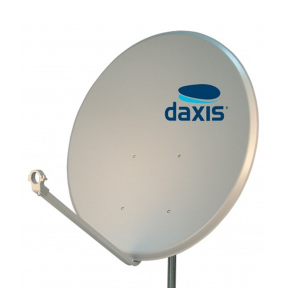Iron Satellite Dish 100cm