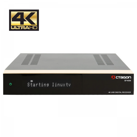 Octagon SF4008 4K  SAT/T2