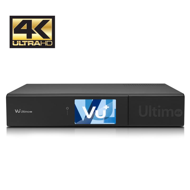 VU+ ULTIMO 4K DVB-S