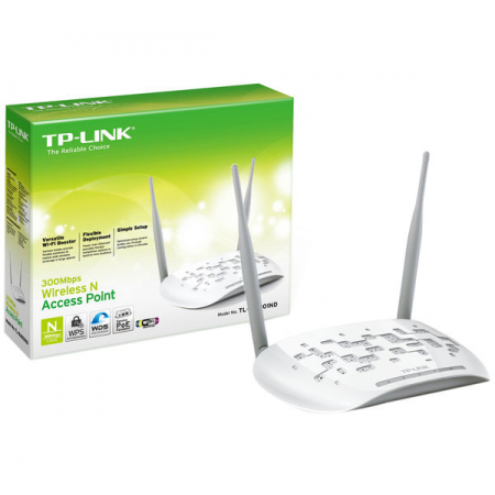 TP-Link Access Point - TL-WA801ND - (300Mbps)