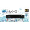 MAC+ 403 - Linux - Satelite + IPTV