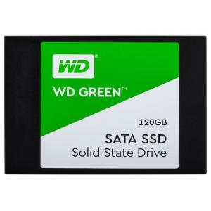 SSD WD Grenn 120G