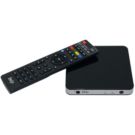 TVIP S-Box v.501 - Linux - HD