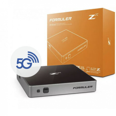 Formuler Zx - Android - 5G - 4k