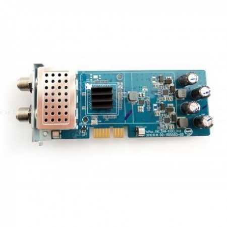FBC Dual DVB-S2X V2 Tuner Vu+