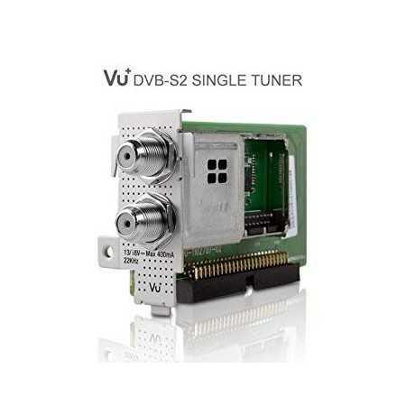Vu+ DVB-S2 Single