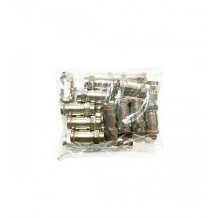 Conector RG58 de compress