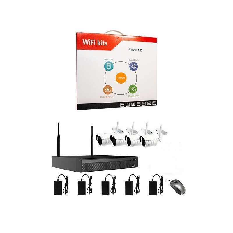 KIT AIMKO WIFI-4CAM4CH2MP