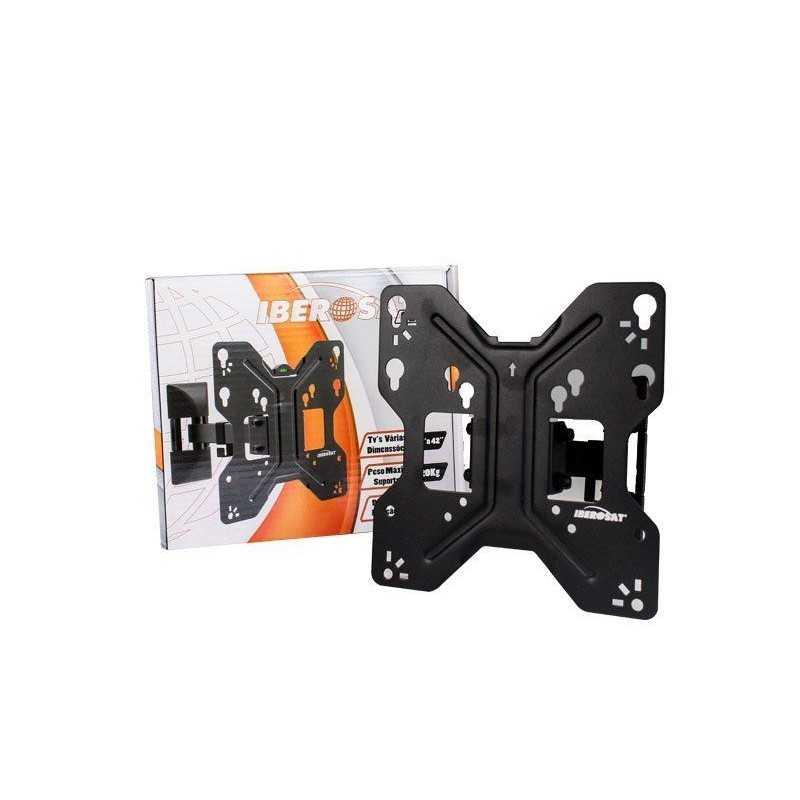 SUPORTE IBEROSAT PARA TV / LCDs ATE 20 KG - SLI 422