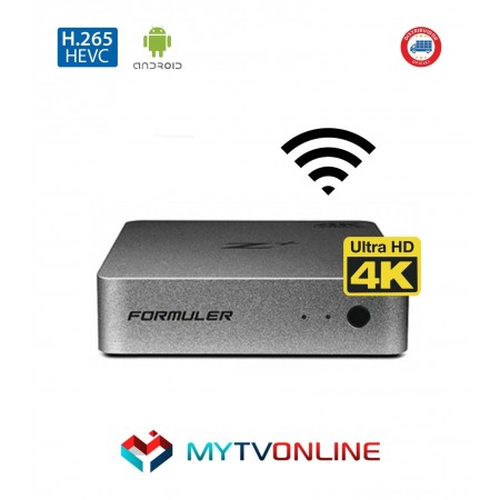 Formuler Z Plus IPTV Android Wi-Fi