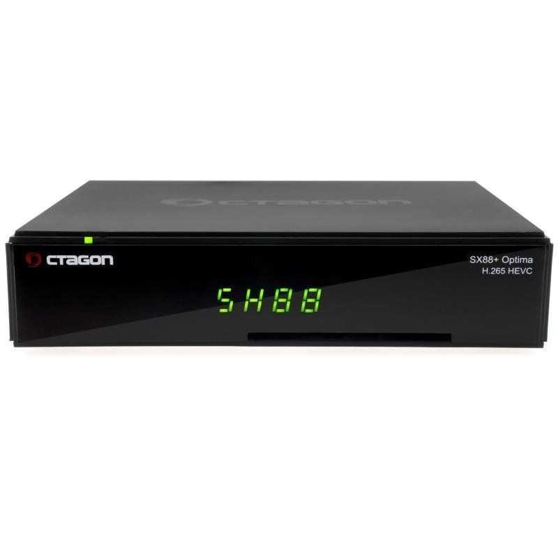 Octagon SX88+ Optima DVB-S2
