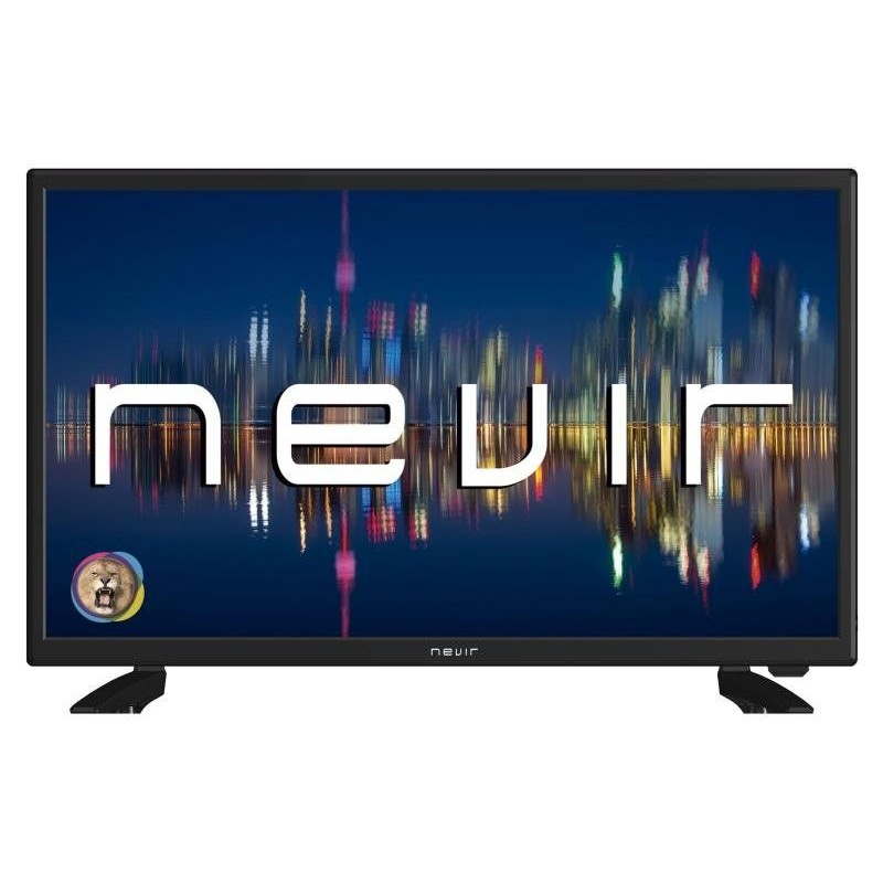 "TV LED Portátil 24"" Nevir  - NVR-7431-24RD-N - HD"