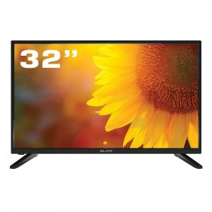 "TV LED Silver 32"" HD Ready"