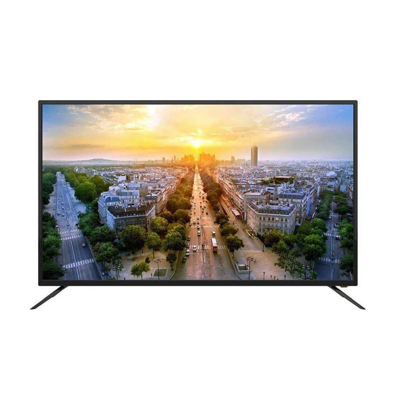 """Smart TV LED Silver 50"""" 4K Android"""