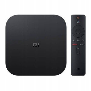 Xiaomi Mi Box S - Android TV - 4K HDR