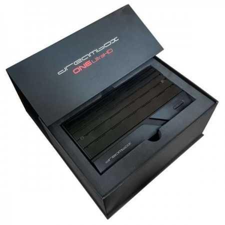 Dreambox One 4K UHD Twin Sat