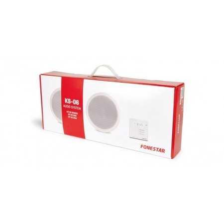 Pack Ambient Sound 2x10W Bluetooth