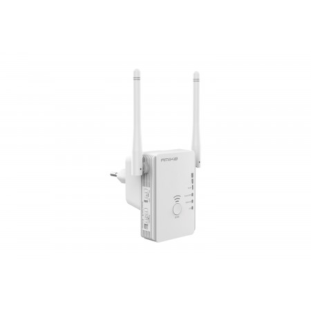 Amiko WR-522 Wi-Fi Repeater (300 Mbps)