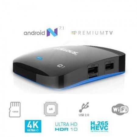 Xsarius Q1 IPTV - Android 7.1