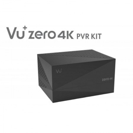 KIT PVR VU+ Para Zero 4K