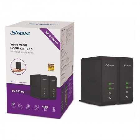 Kit de Conexão WiFi Mesh 1600Mbs Strong