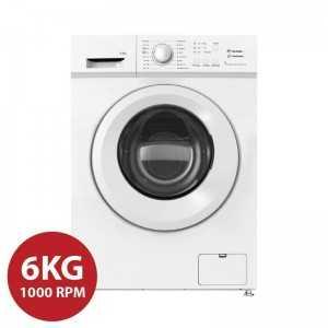 Washing Machine 6 KG Silver