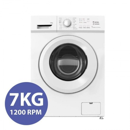 Washing Machine 7 KG Silver