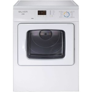 Drying Machine 8 Kg Silver