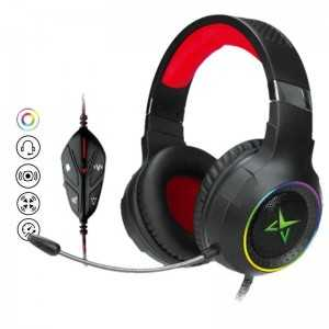 Pro Gaming Headset 7.1 - SnowStorm Matrics