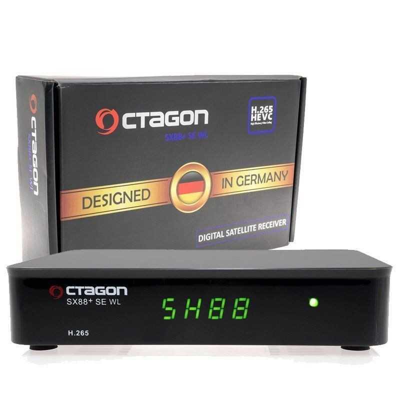Octagon SX88+ SEWL WiFi S