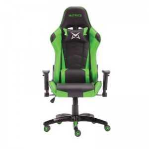 Cadeira Pro Gaming Osiris - Preto e Verde - Matrics