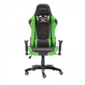 Osiris Pro Gaming Chair - Black and Green - Matrics