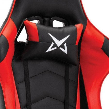 Osiris Pro Gaming Chair - Black and Green - Matrics
