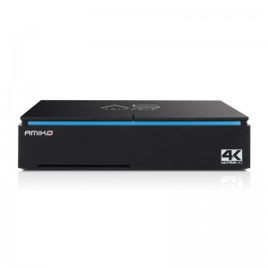 Amiko A5 Cable - T2/C & IPTV - Android