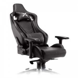 Cadeira Gaming Throne  - Preto e Pontos Dourados  - Matrics