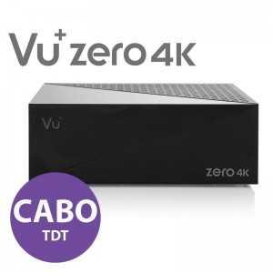 VU+ Zero 4K Cabo&TDT