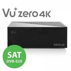 Vu+ Zero 4K Recetor SAT