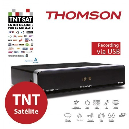 Thomson THS804 - TNT SAT