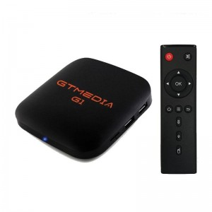 GtMedia G1 Smart Tv Box H