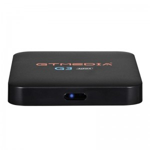 GtMedia G3 Smart Tv Box H