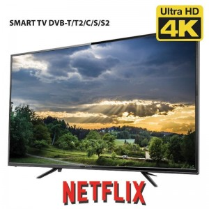 "Smart TV LED 75"" Strong -..."