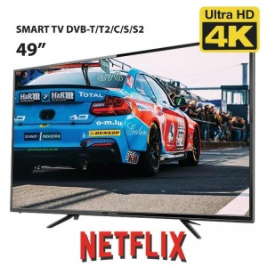Smart TV Ultra HD 4K 49""