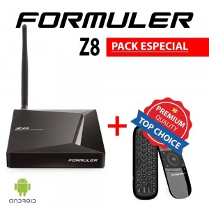 Pack Formuler Z8 + Air Mouse